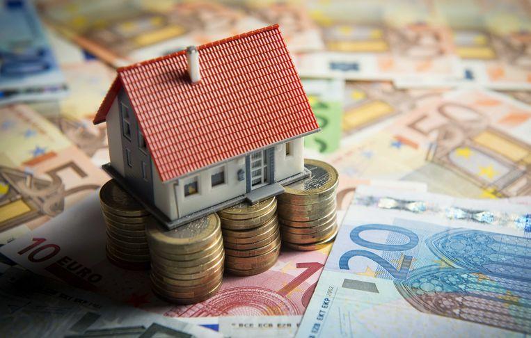 Banken brachten systematisch te hoge boeterentes in rekening aan klanten die hun hypotheek vervroegd aflosten. Beeld ANP XTRA