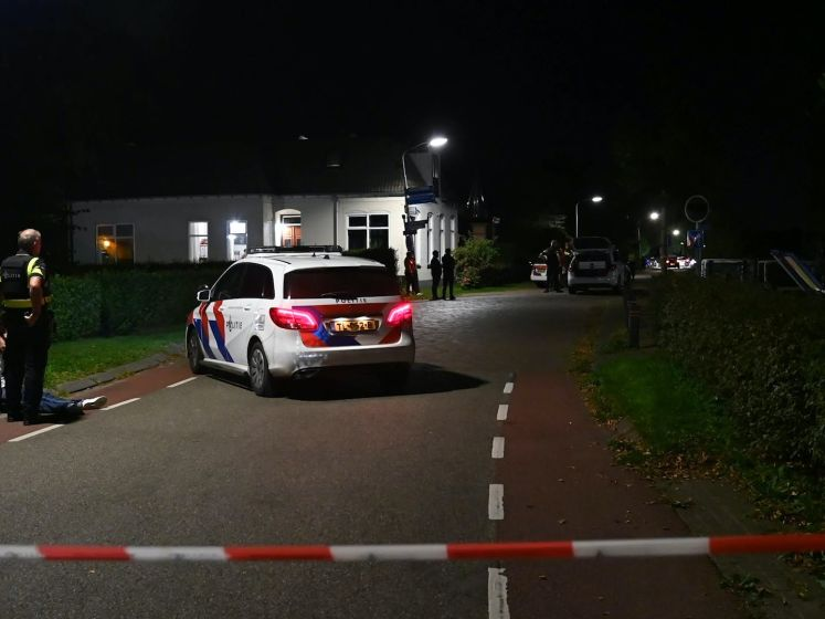 Acht arrestaties na schietincident in Gronings dorp