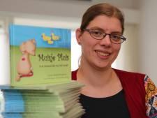 Linda uit Twello wekt 'Muisje Pluis' in boek tot leven