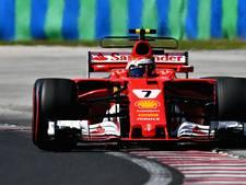 Dubbelslag Ferrari, Verstappen vanaf P5