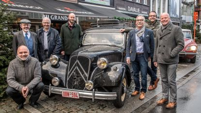 """""""Auto Retro blijft komende jaren nog zeker in Roeselare"""""""