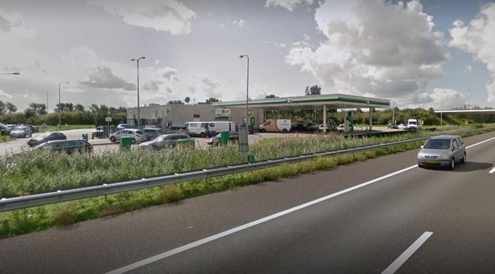 Tot nu toe was BP exploitant van tankstation Bijleveld langs de A12 bij Harmelen.