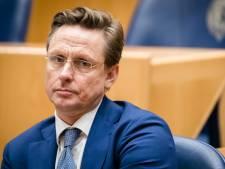 Ten Broeke geen minister: 'Eerst alle aandacht voor mijn gezondheid'