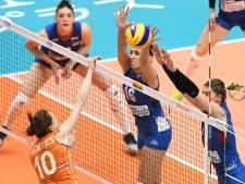 Budelse Beliën verliest met volleybalsters halve finale WK van Servië