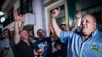 """Onze reporter sprak een hele dag met aanhangers én tegenstanders van Forza Ninove: """"Hoezo een Hitlergroet?"""""""
