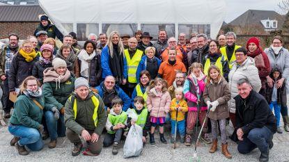 Vrijwilligers ruimen 1.680 kilogram afval tijdens jaarlijkse zwerfvuilactie