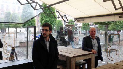 """Burgemeester Ridouani (sp.a): """"Vanaf maandag veilig genieten van Leuvense horeca"""" Maar wordt het café en het restaurant ook duurder?"""
