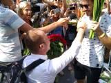 Aanzoek op de Via Gladiola: hij zei ja!