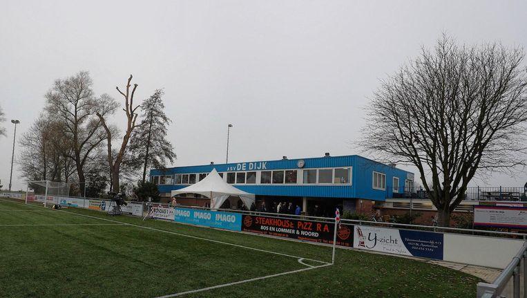 Sportpark Schellingwoude in Noord Beeld Pro Shots / Stanley Gontha
