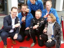 Zesde tegel 'Walk of Fame' Musiater is voor Joris Linssen