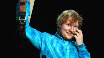 Deze zes nummers van Ed Sheeran hoorde u nog nooit