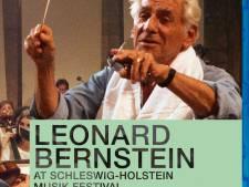 Een eerbetoon aan Bernstein in home video stijl