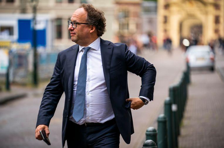 Minister Wouter Koolmees van Sociale Zaken en Werkgelegenheid.  Beeld Freek van den Bergh
