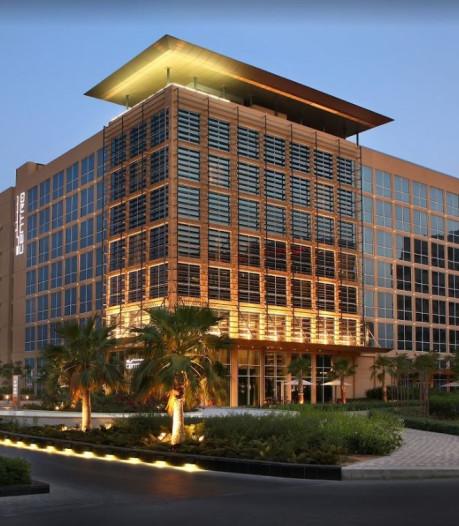 Robin (30) en zijn collega uit Nijkerk zitten vast in hotel in Abu Dhabi vanwege coronavirus