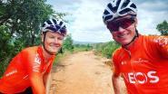 """Ook Froome weer thuis na stage met trainingsgezel Van Baarle in Zuid-Afrika: """"De Tour? Het ziet er goed uit"""""""