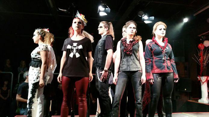 De Freak Chique fashionshow.