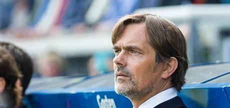 Cocu wil dat PSV gas blijft geven tijdens groene golf