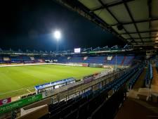 Ook PEC wil geen fangeluiden in het stadion tijdens het uitduel bij Willem II