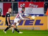 Willem II'er Palacios leert in Nederland de charmes van het bekervoetbal kennen