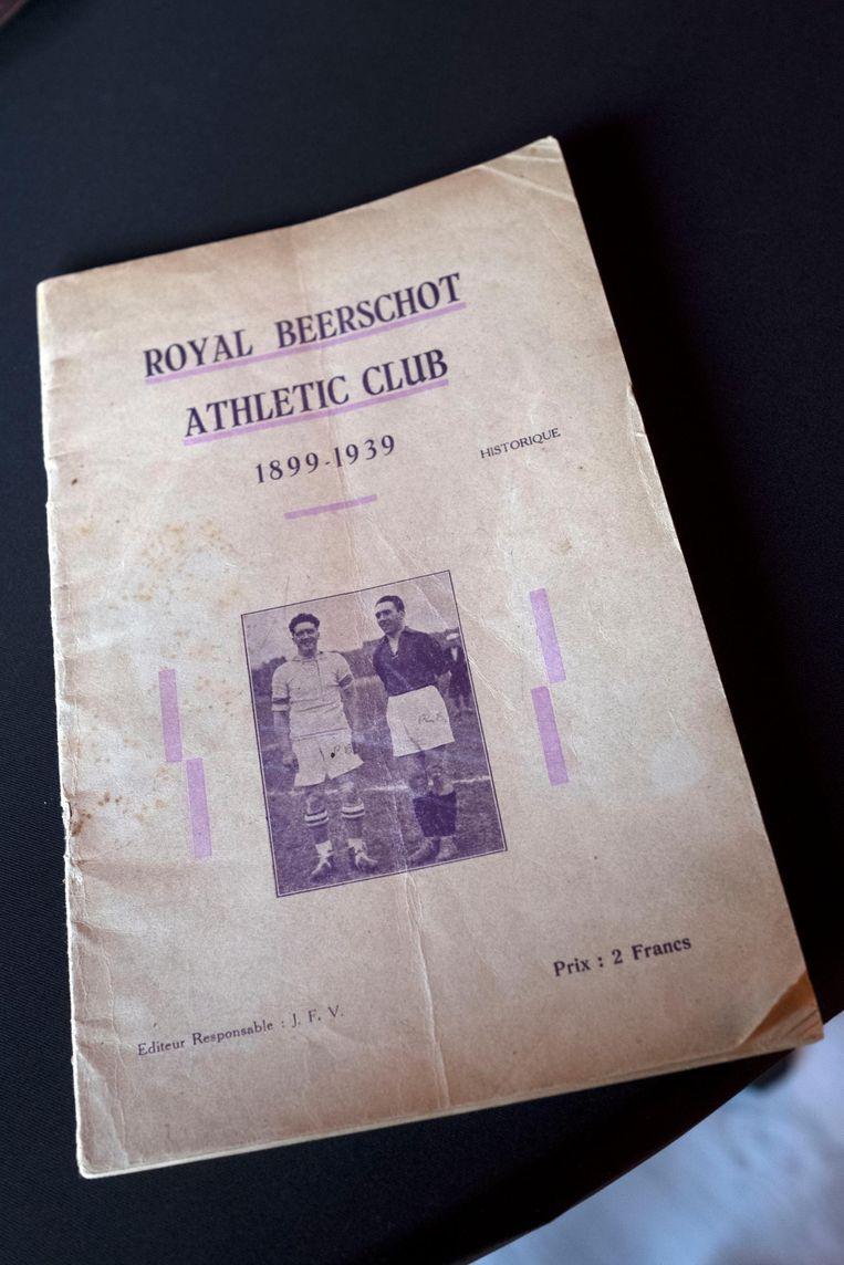 Een boekje uitgegeven naar aanleiding van het 40-jarige bestaan van de club in 1939.