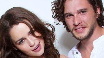 'Jon en Daenerys' uit 'Game of Thrones' reiken Golden Globe uit