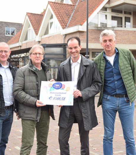 Rabobank Tilburg deelt 251 cheques uit aan organisaties