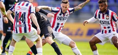 'Willem II opent in Zwolle, RKC maakt eredivisie-rentree in Venlo'