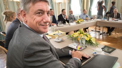 Toponderhandelaars Vlaamse formatie zitten donderdag opnieuw samen