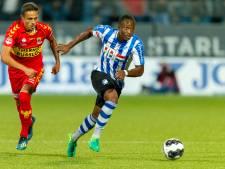 FC Eindhoven laat Ekangamene op proef gaan in Slowakije