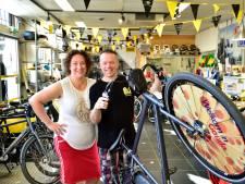Eigenaren gooien het roer van hun winkel in Gouda drastisch om: Geen fietsen, maar keukens bij REP.26