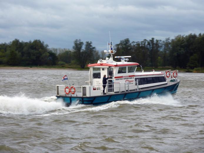 De veertaxi van Gorinchem: de gehele vloot van Riveer moet elektrisch worden.