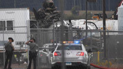 Bommenwerper uit Tweede Wereldoorlog stort neer op Amerikaanse vliegveld