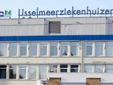 Faillissement dreigt voor IJsselmeerziekenhuizen