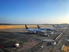 Pilotenstaking: thuis-toestellen Ryanair toch vertrokken vanaf Eindhoven Airport
