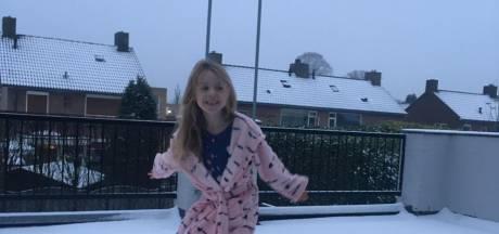 Zo ziet Brabant eruit onder een deken van witte sneeuw