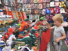 Gezellige drukte op de Zomermarkt in Vlissingen