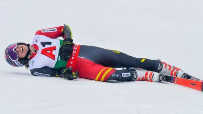 Historisch Maes pakt brons op WK skiën junioren