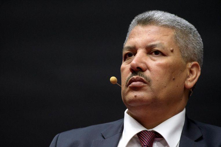 Salah Echallaoui, vicevoorzitter van de Moslimexecutieve.