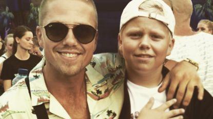 """Italiaanse site ziet André Hazes jr. aan voor Brad Pitt: """"Mijn dag kan niet meer stuk"""""""