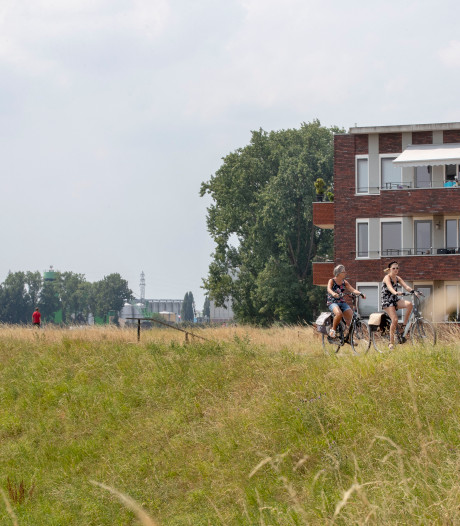 Omwonenden Grebbedijk Wageningen: kies voor buitendijks verbreden