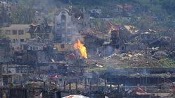 Opstand IS in Marawi (Filipijnen) beëindigd