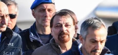 Prison à vie confirmée pour l'ex-militant italien Cesare Battisti