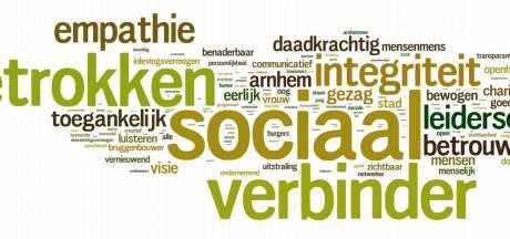 Profielschets burgemeester Halderberge kan zo uit de la getrokken worden