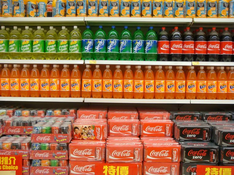 Frisdrank kan obesitas en onvruchtbaarheid veroorzaken.