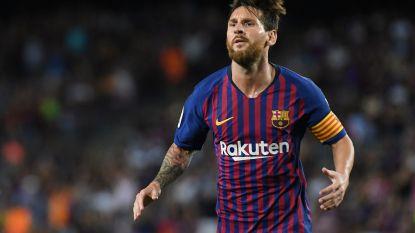 FT buitenland (21/8). Messi & co protesteren tegen beslissingen Spaanse voetbalbond - Ceferin wil zichzelf opvolgen als UEFA-voorzitter