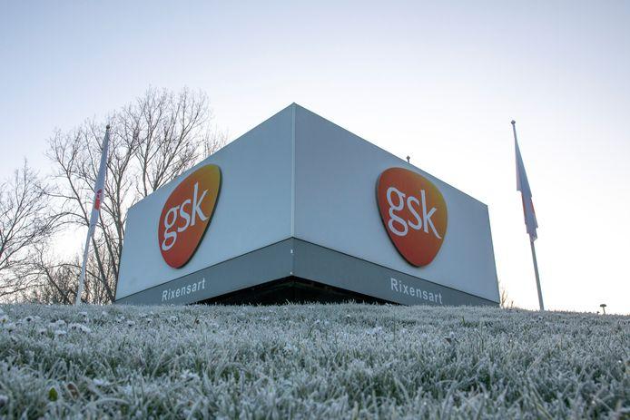 Le site de GSK à Rixensart, dans le Brabant wallon.