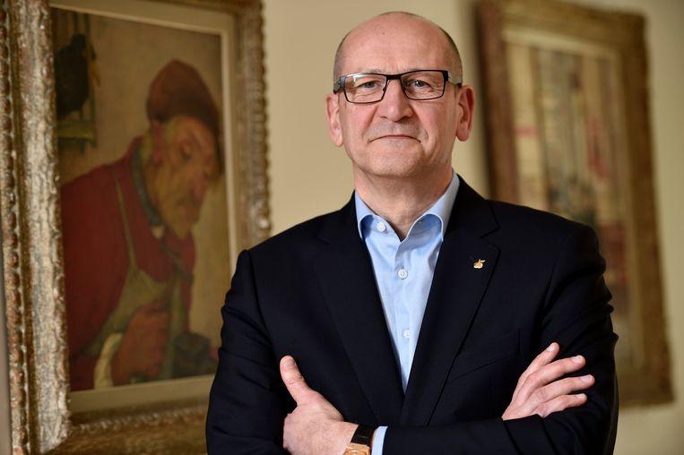 Marc Lauwers, CEO van Argenta.