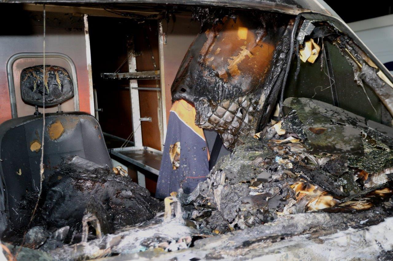 Tiende autobrand in een week tijd in Zuilichem.