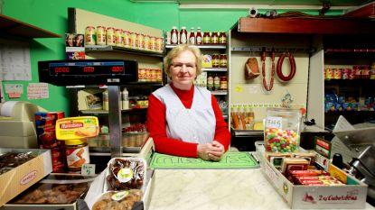 """Jette (71) viert halve eeuw 'spekken verkopen': """"De tijd bleef stil staan"""""""