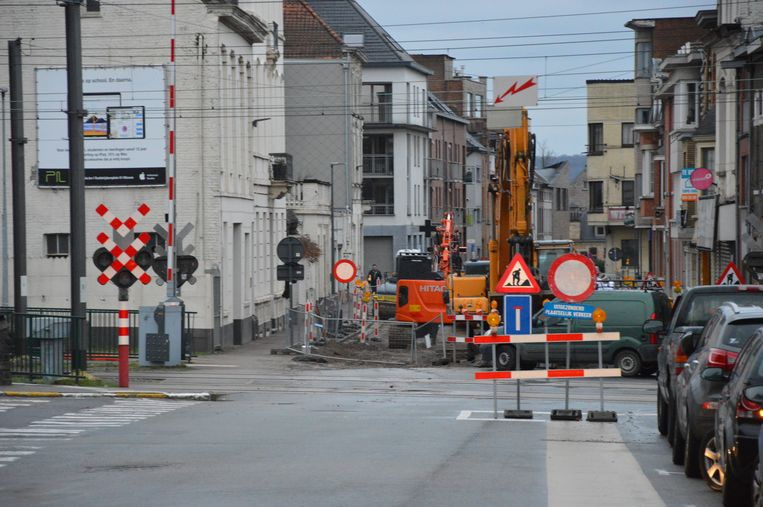 De werken in de Dreefstraat-Weggevoerdenstraat gaan de laatste fase in.